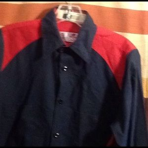 Other - Men's work  shirt-size small